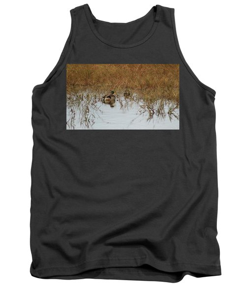 The Ducks And The Fall Tank Top