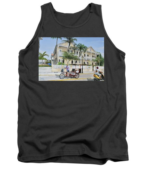 The Duval House, Key West, Florida Tank Top