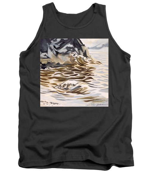 The Eagles Nest At Gower Point Tank Top
