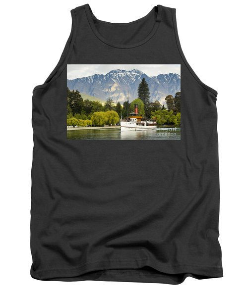 The Earnslaw Tank Top by Werner Padarin