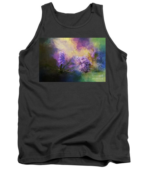 The Earth Laughs In Flowers Tank Top