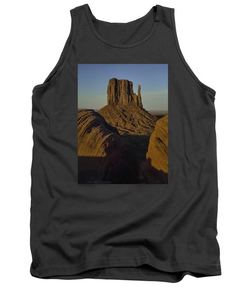 The Earth Says Hello Tank Top by Rob Wilson
