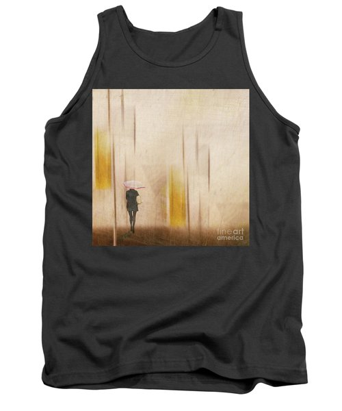 Tank Top featuring the photograph The Edge Of Autumn by LemonArt Photography