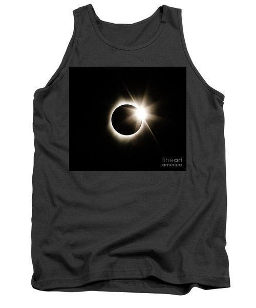 The Edge Of Totality Tank Top