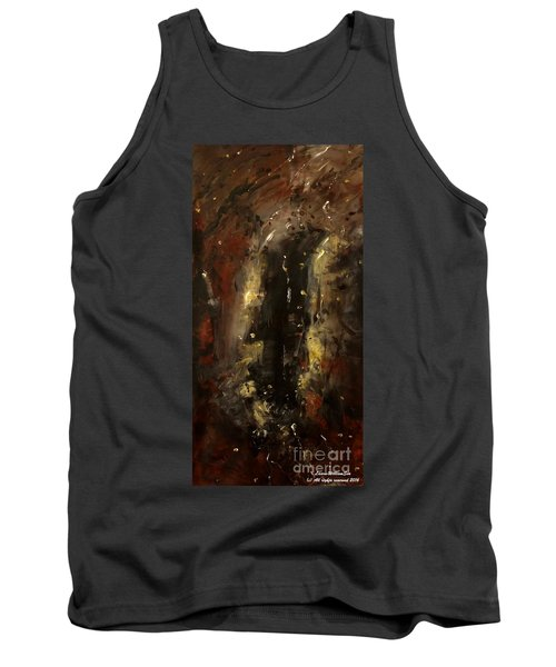 The Elements Earth #1 Tank Top