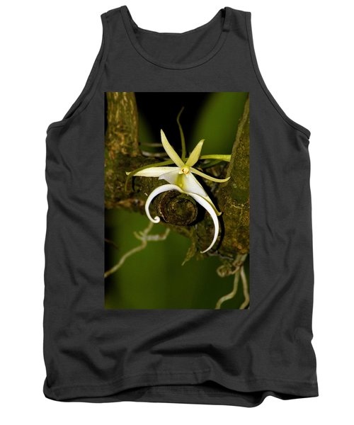 The Elusive And Rare Ghost Orchid Tank Top