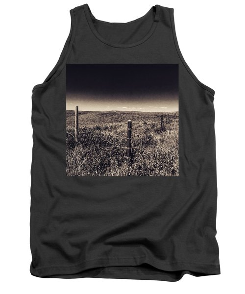 The End Of The Range Tank Top