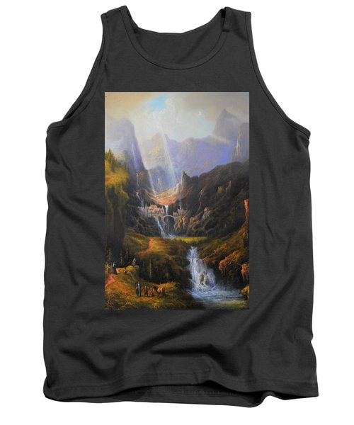 The Epic Journey Tank Top