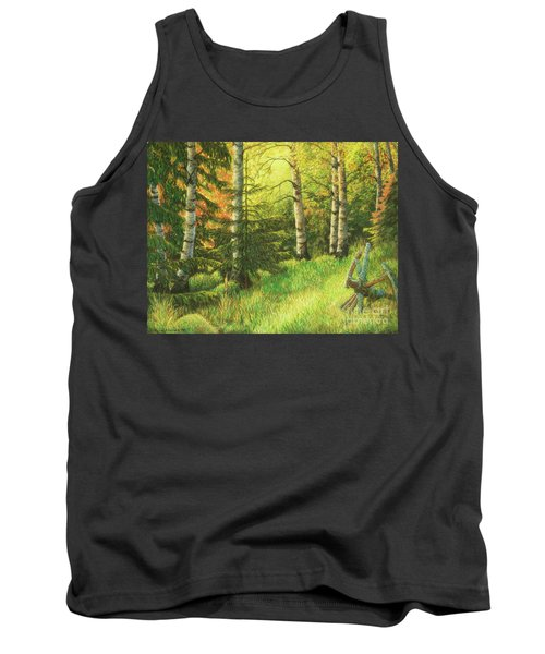 The Evening Light Tank Top