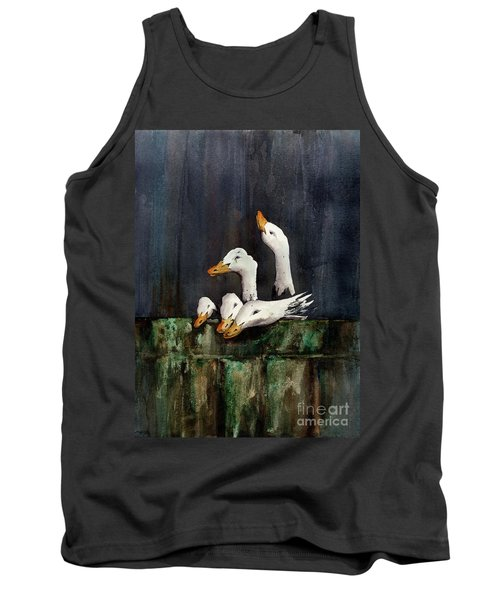 The Family Portrait Tank Top