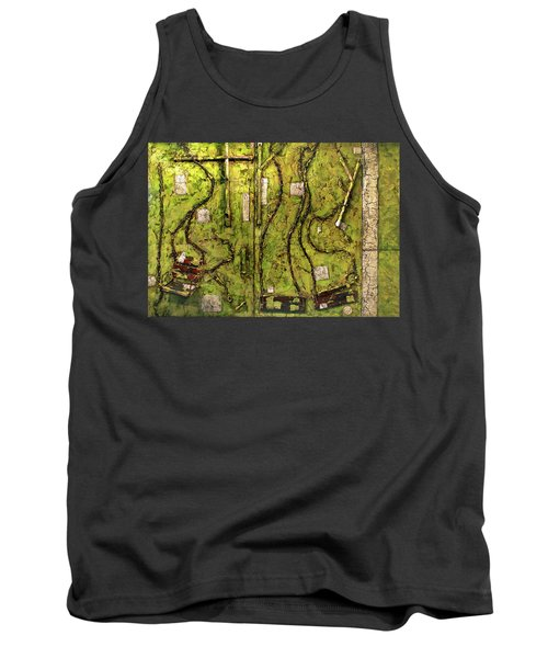 The Family Swing Set Tank Top