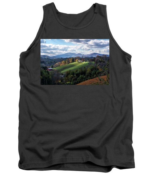 The Farm On The Hill Tank Top