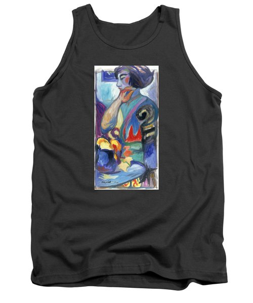 The Father's Touch Tank Top