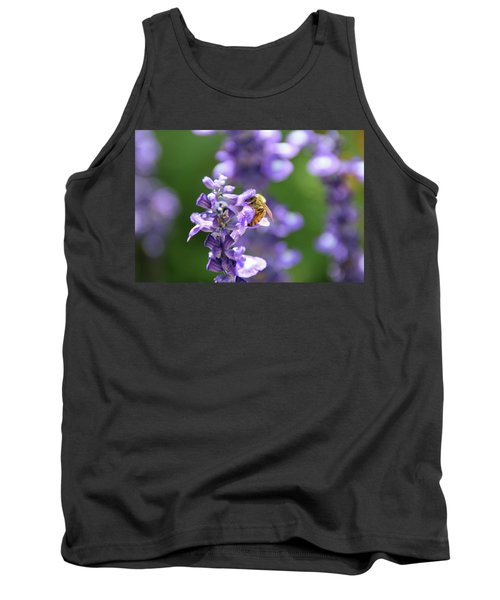 Tank Top featuring the photograph The Fauna And Flora Rendez-vous by Yoel Koskas