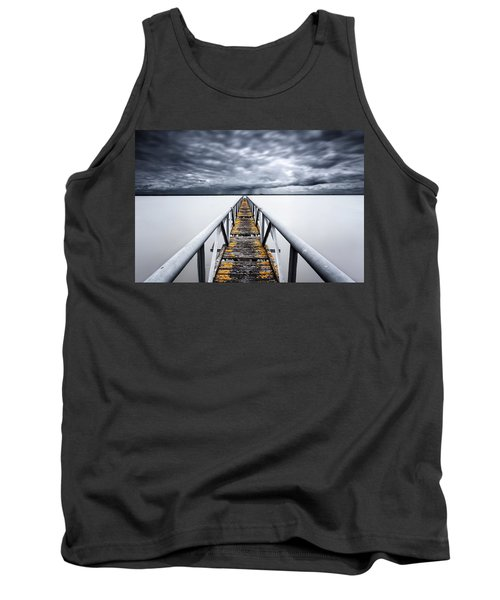 The Final Cut Tank Top by Jorge Maia