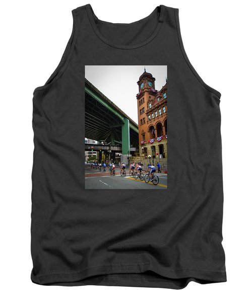 The Final Stretch Tank Top