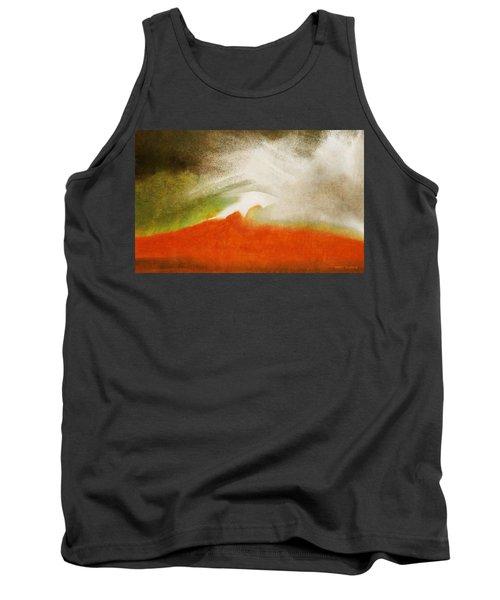 The Fire Mountain - Cotapaxi Tank Top