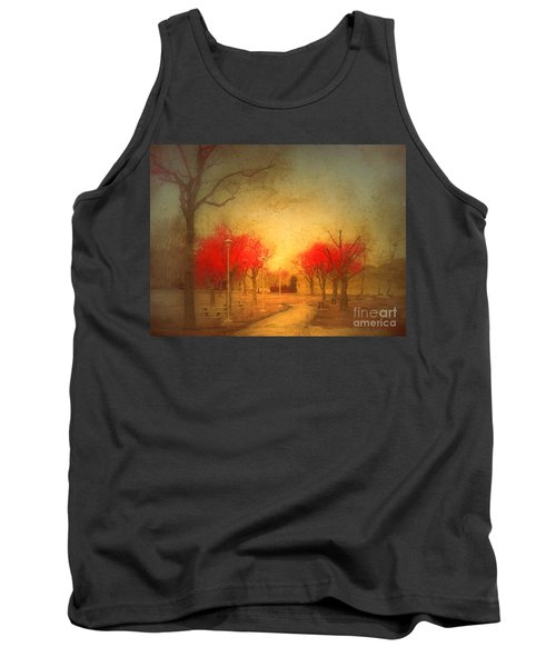 The Fire Trees Tank Top