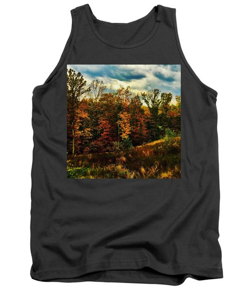 The First Days Of Fall Tank Top