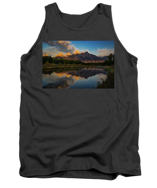 The First Light Tank Top by Edgars Erglis