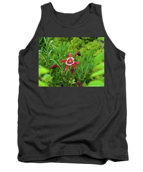 The Flowering Columbine Tank Top