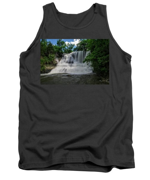 The Flowing Falls Tank Top