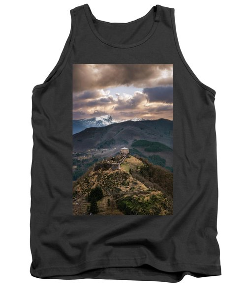 The Fortress Tank Top