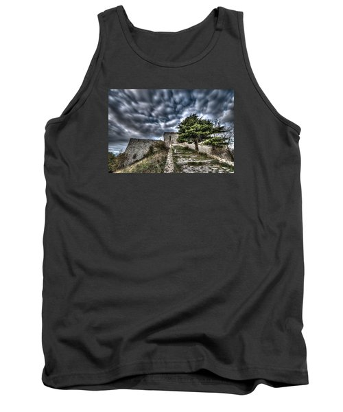 The Fortress The Tree The Clouds Tank Top