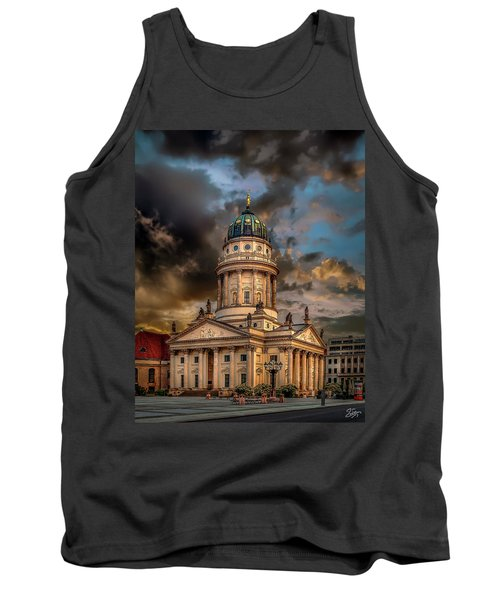 The French Church 3 Tank Top