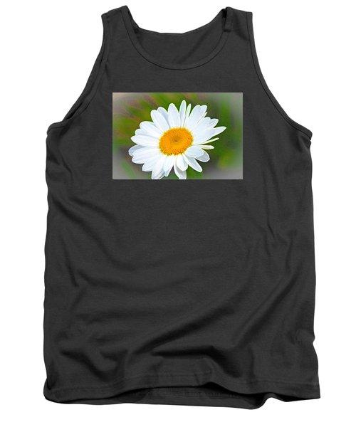 The Friendliest Flower Tank Top