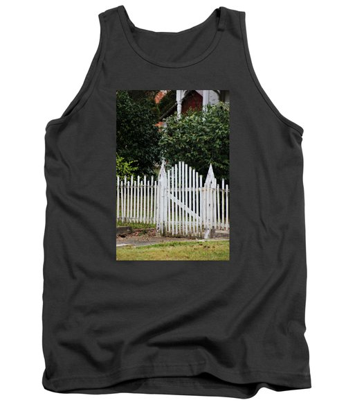 The Front Gate Tank Top