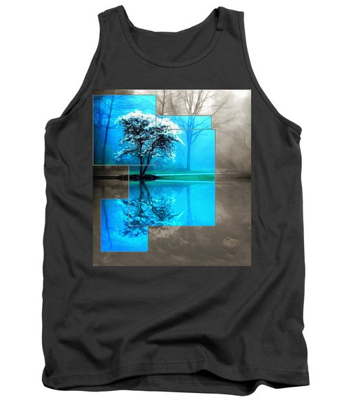 The Frosting On The Tree Tank Top
