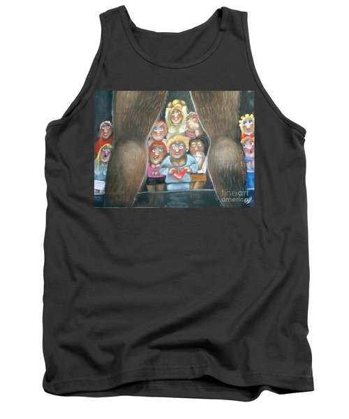 The Full Monty Tank Top