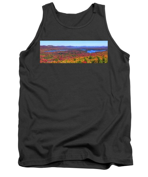The Fulton Chain Of Lakes Tank Top
