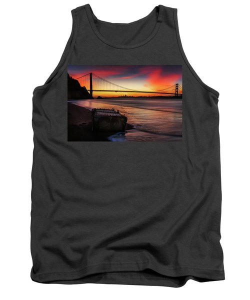 The Gate Of Gold  Tank Top