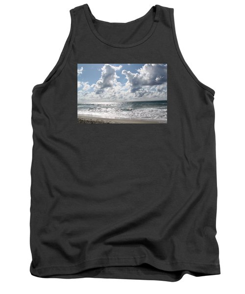The Gate Way To Heaven Tank Top by Amy Gallagher