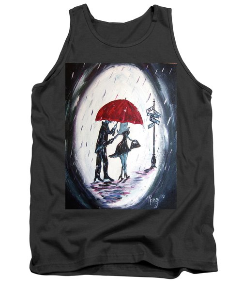 The Gentleman Tank Top by Roxy Rich