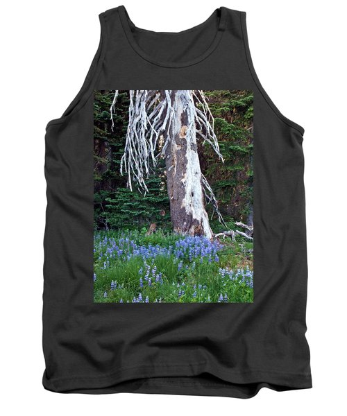 The Ghost Tree Tank Top