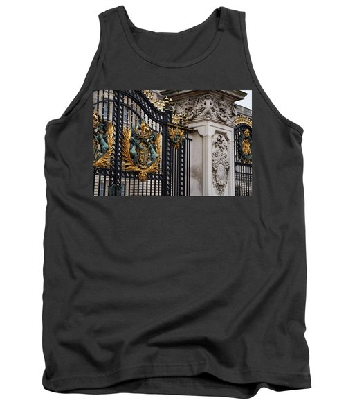 The Gilded Gate Tank Top