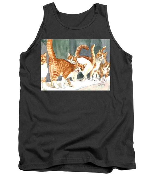 The Ginger Gang Tank Top
