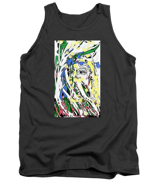 The Girl In Full Bloom Tank Top