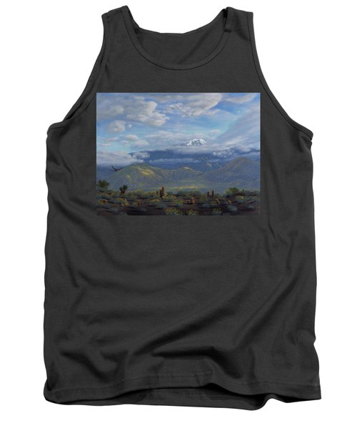 The Giver Of Life Tank Top