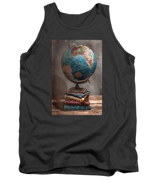 The Globe Tank Top