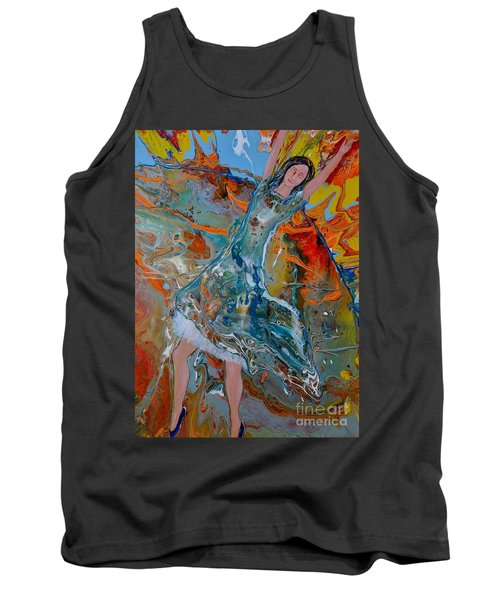 The Glory Of The Lord Tank Top