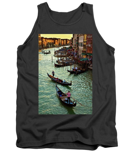 The Grand Canal Venice Tank Top