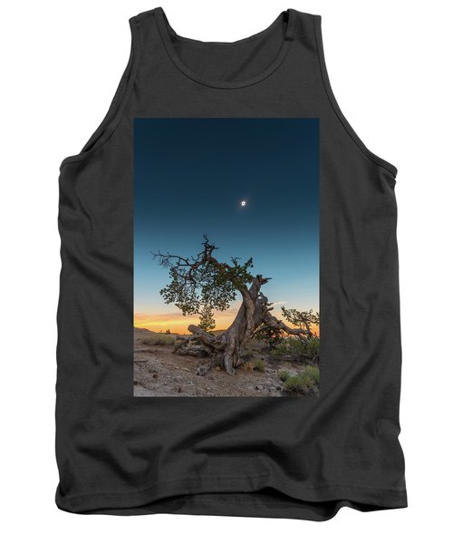 The Great American Eclipse On August 21 2017 Tank Top