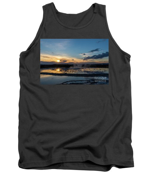 The Great Fountain Geyser Tank Top