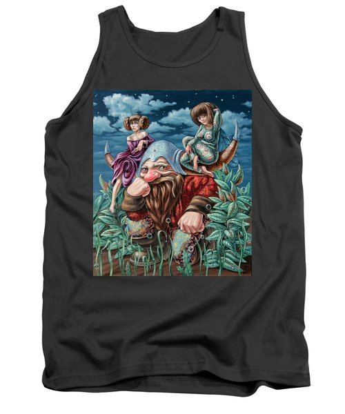 The Great Horns Tank Top