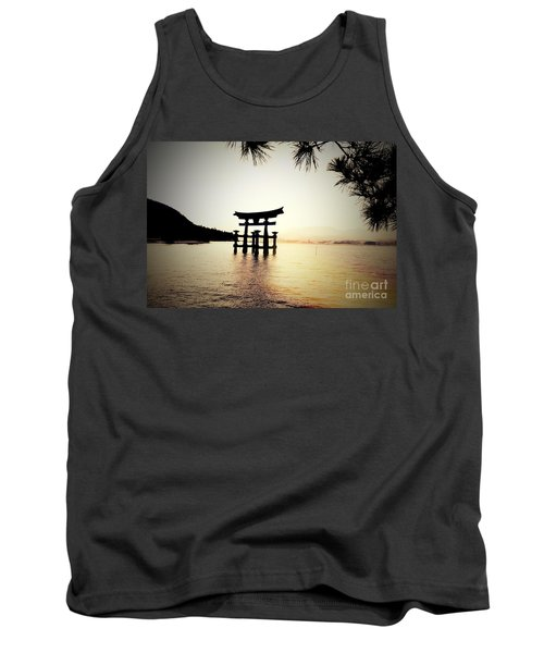 The Great Torii  Tank Top