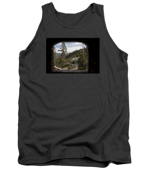 The Great View Of Yosemite Tank Top